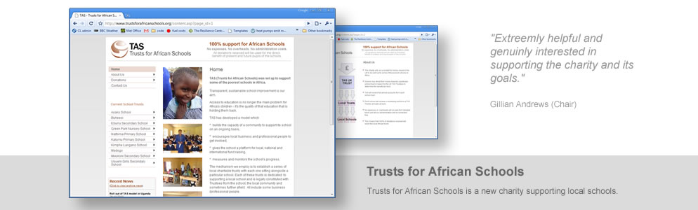 trusts _for african schools